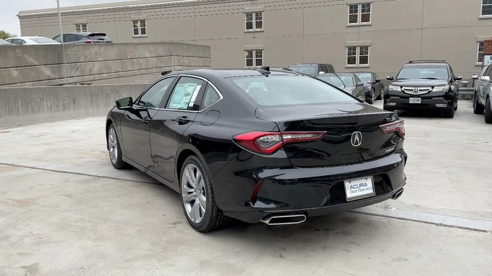 2021 acura tlx sh-awd with technology package in bethesda