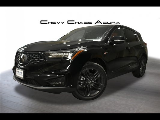2020 Acura RDX SH-AWD with A-Spec Package in Bethesda, MD ...