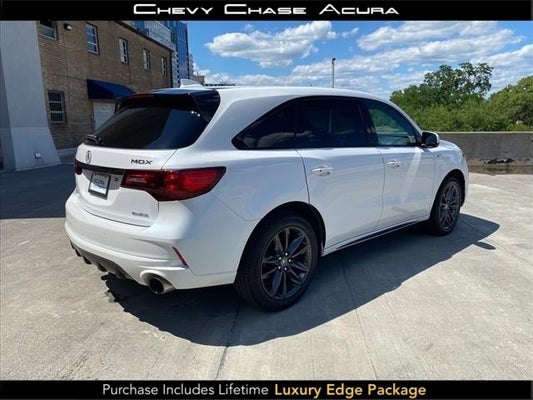 2020 Acura Mdx Sh Awd With A Spec Package In Bethesda Md Bethesda Acura Mdx Chevy Chase Acura