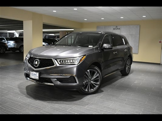 2020 Acura Mdx Sh Awd With Technology Package In Bethesda Md Bethesda Acura Mdx Chevy Chase Acura