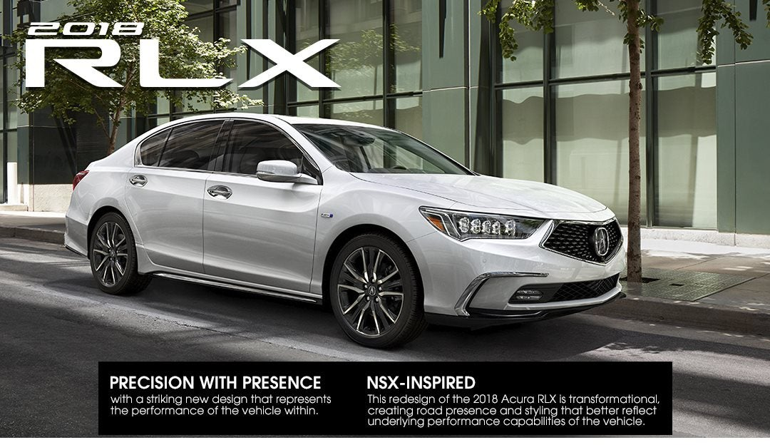 New 2018 Acura Rlx In Bethesda Md