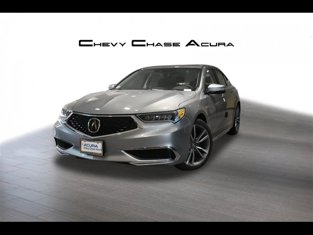 Chase Maintenance Schedule 2019 2019 Acura TLX 3.5 V 6 with Technology Package | Chevy Chase Acura